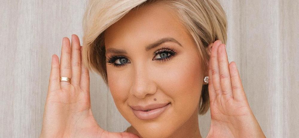 Savannah Chrisley Causes Botox Chaos With Stunning Glow Up Shot
