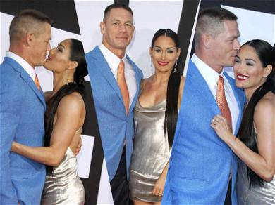 John Cena and Nikki Bella Win Cutest Couple at 'Blockers' Premiere