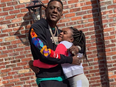 Rapper Lil' Boosie Says Screw Father's Day While In The Midst Of A Nasty Child Custody War!