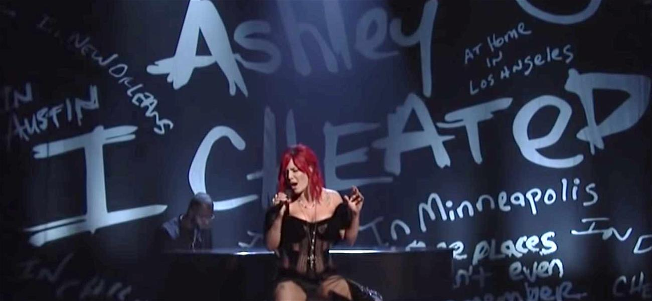 Halsey Not-So-Subtly Suggests G-Eazy Cheated on Her