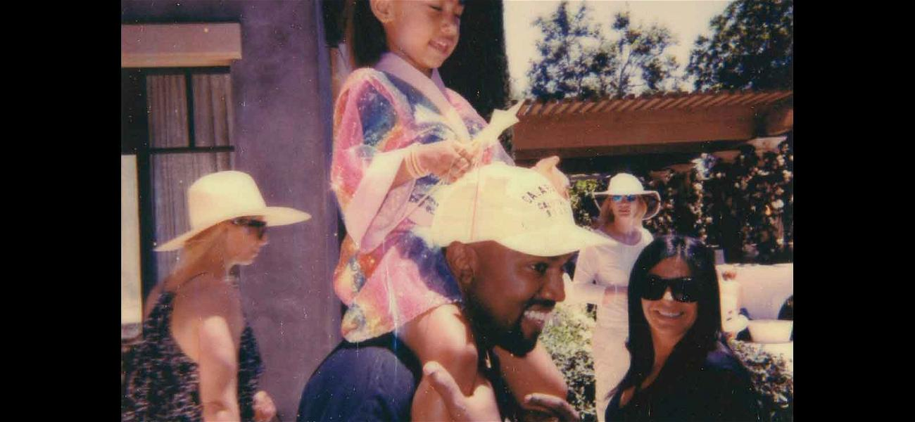 Kim Kardashian Posts Emotional Father's Day Messages for Kanye and Her Dad