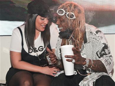 Lil' Wayne & Denise Bidot Split, Unfollow Each Other On Social Media…Again?!