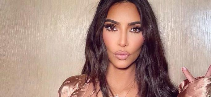 Kim Kardashian Swims In Black Bikini, Kylie Jenner Calls It 'MILFY'