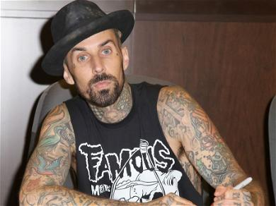 Travis Barker Explains Why He's Keeping His Love LifePrivate