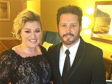 Kelly Clarkson Says It's Tough Co-Parenting With Ex Brandon Blackstock