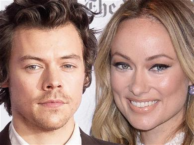 Olivia Wilde Spotted With Harry Styles After Confirming She's Not Living With Jason Sudeikis