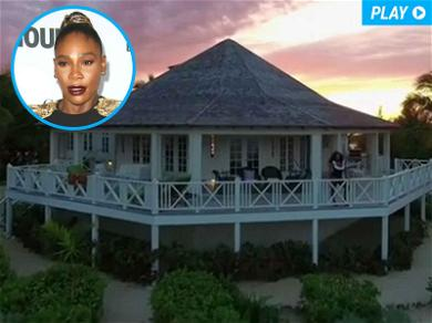 Serena Williams Shills Out for Travel Company During Honeymoon