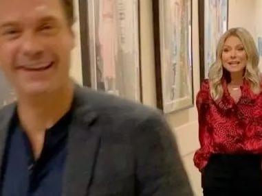 Ryan Seacrest Ignores Kelly Ripa Over Meat Dinner After Health Scare