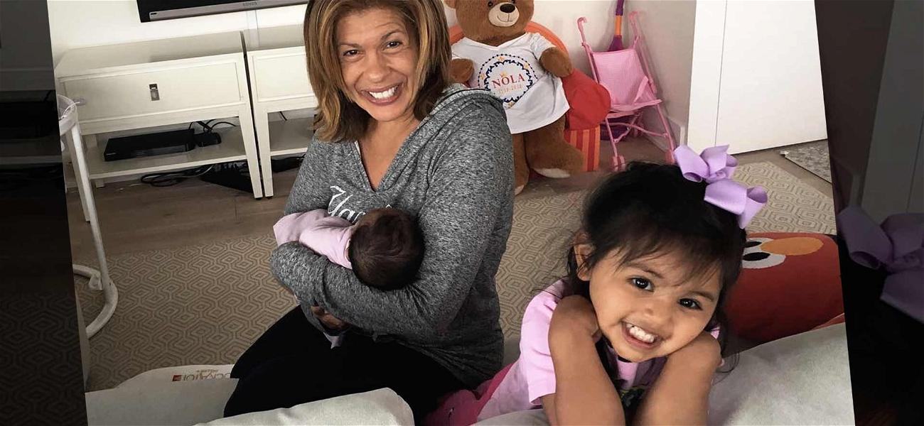 Hoda Kotb Reveals She Adopted Baby #2, Meet Hope!