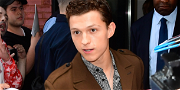 'Spider-Man' Star Tom Holland Rescues Fan During 'Panic Attack'