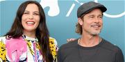 Brad Pitt & Liv Tyler Make The Perfect Duo at Venice Film Festival