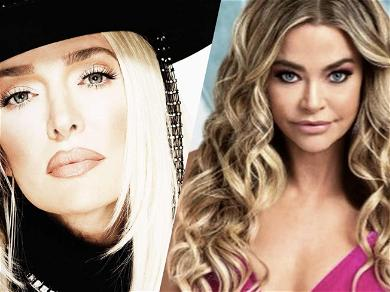 'RHOBH' Erika Jayne Blasted For Suggesting Denise Richards' Daughters With Charlie Sheen Have Had Threesomes