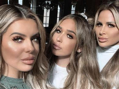Kim Zolciak's Daughter Under Fire for Joking About '3 For 1' Plastic Surgery Special