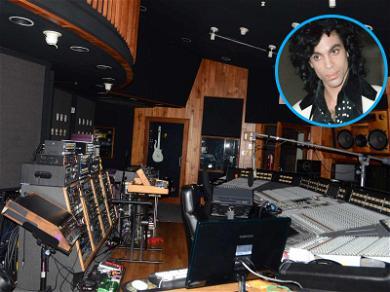Inside Prince's Lavish Paisley Park Studio