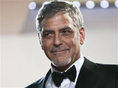 George ClooneySays He Was DRUNK While Filming 'One Fine Day' With Michelle Pfeiffer