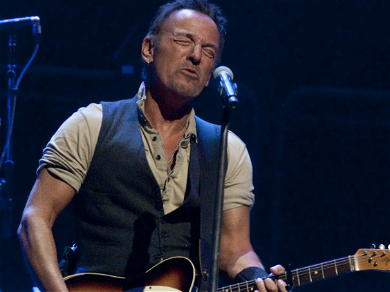 Bruce Springsteen Dodges DUI Charge, Prosecutors Say He Wasn't Drunk Driving