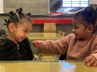 Cousins Chicago West & True Thompson Go On Adorable Target Run