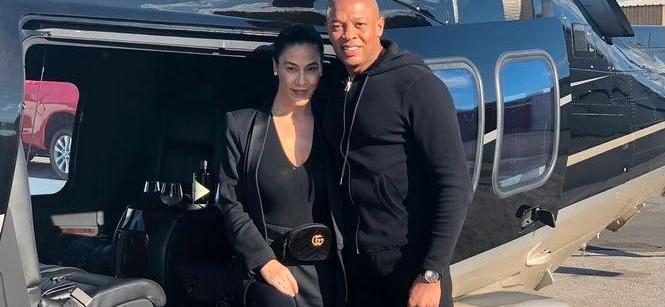 Dr. Dre Officially A Single Man Amid Nasty DivorceBattle