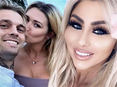 Aaron Carter's New Girlfriend Claims His Ex Is Harassing Her