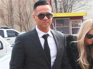 The Situation Legally Cannot Drink During Filming of New 'Jersey Shore'