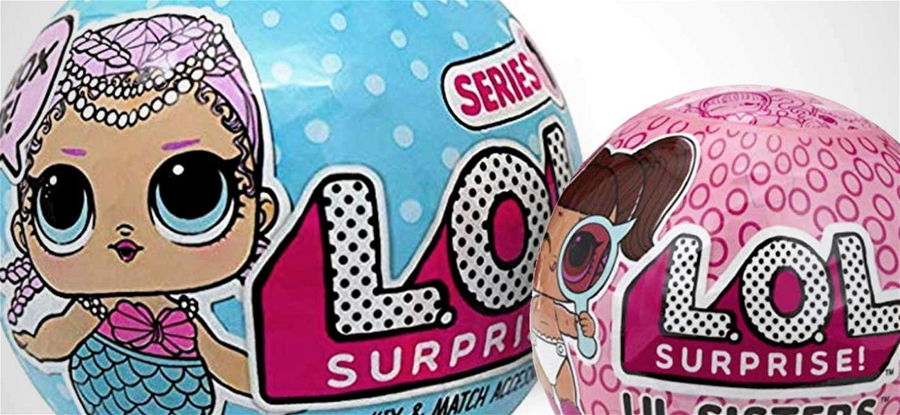 L.O.L. Surprise! Makers Sue Over Knockoff Balls