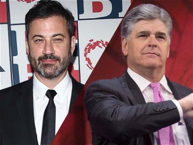 Jimmy Kimmel Apologizes to the Gay Community for Remarks Made During Sean Hannity Twitter Feud