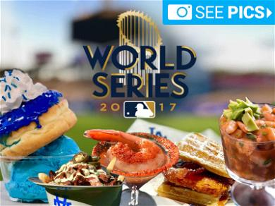 Dodgers Step Up Stadium Eats for World Series
