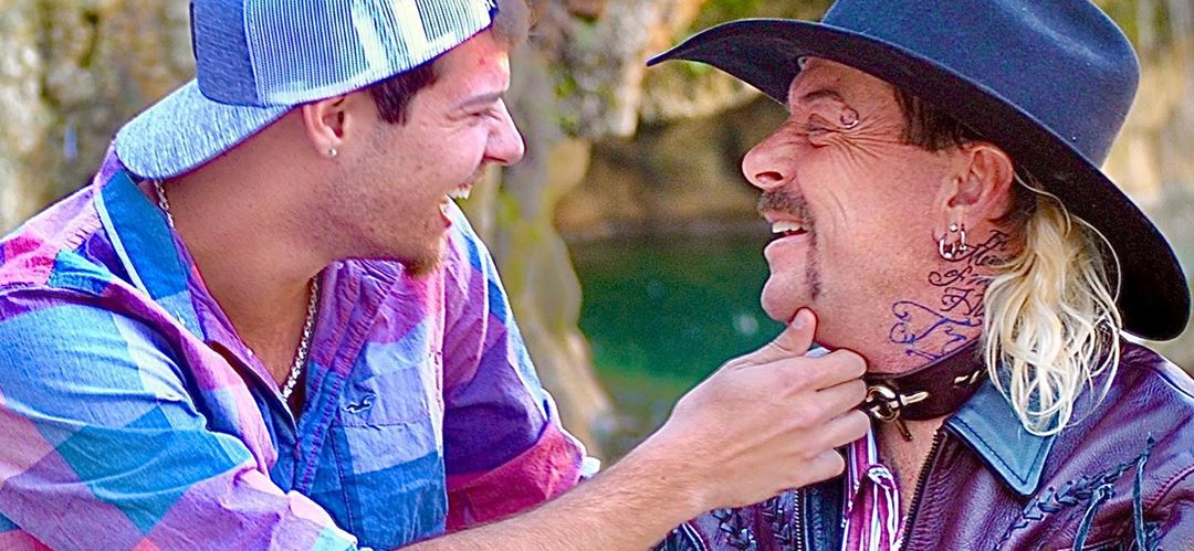 Joe Exotic's Husband Responds To His Letter — I HAVE Been Writing You, I'm Still Fighting For You!