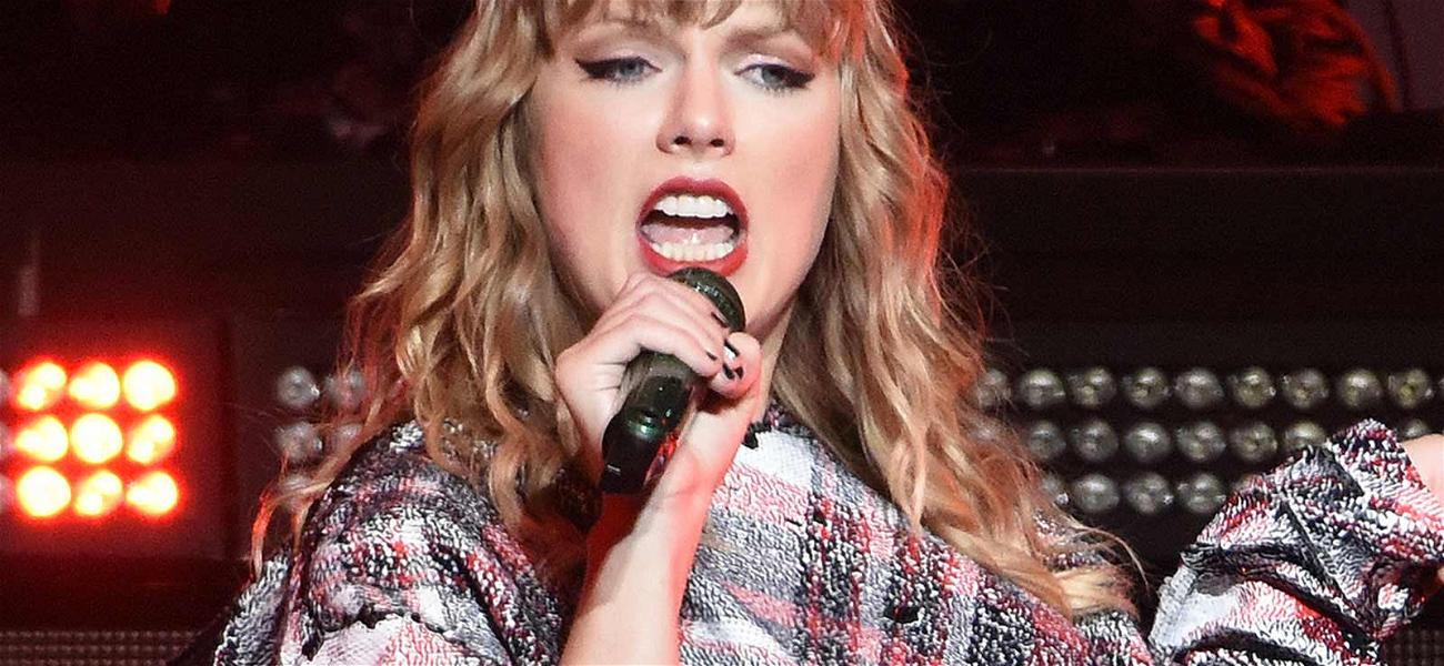 Man Charged with Trespassing on Taylor Swift's Property