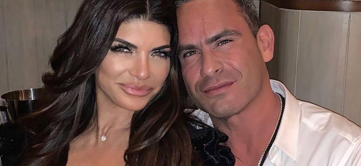 Teresa Giudice Feels Like The 'Luckiest Girl' WIth Boyfriend Luis Ruelas
