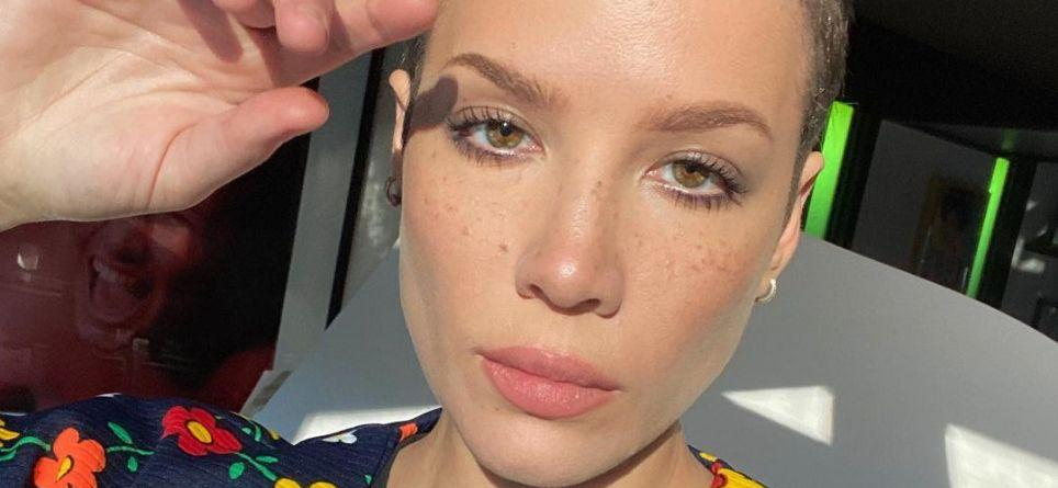 Halsey Posts Iconic Luscious Pictures From Years Past On Instagram!