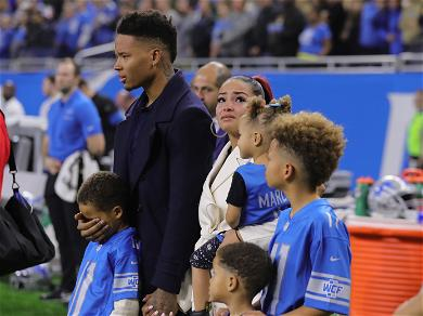 Lions WR Marvin Jones' Wife Shares Heartbreaking Message After Their Son's Sudden Death