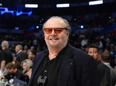 Jack Nicholson Was Missing In Action During Lakers' Tribute to Kobe Bryant