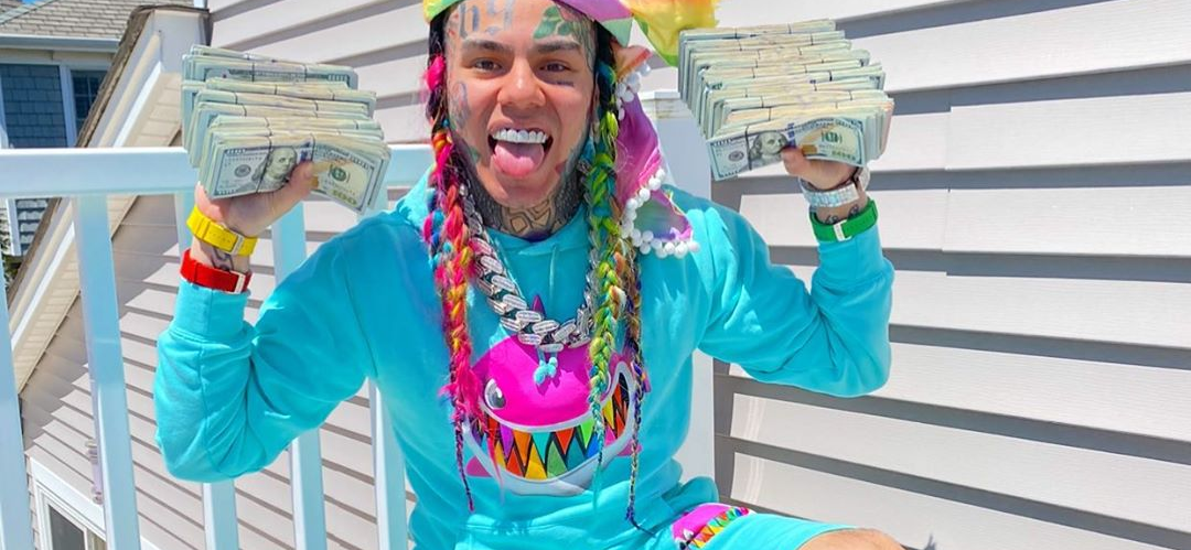 Tekashi 6ix9ine's Alleged Baby Mama Accuses Him Of Being An Absentee Father!