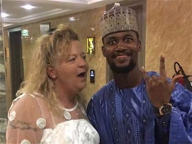 '90 Day Fiancé' Star Lisa Posts Private Usman Wedding Photos As Divorce Looms
