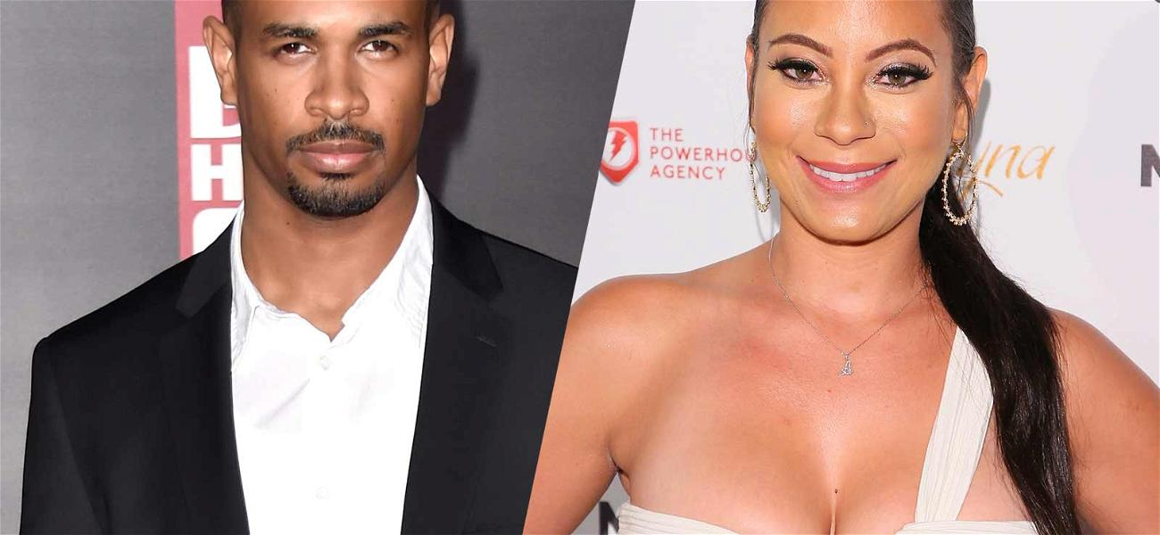 'Basketball Wives' Star Claims Damon Wayans Jr. Custody Fight is About Paying Less Money