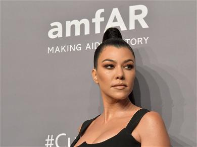 Controversy Surrounds Kourtney Kardashian's New Addition to her Family on Christmas