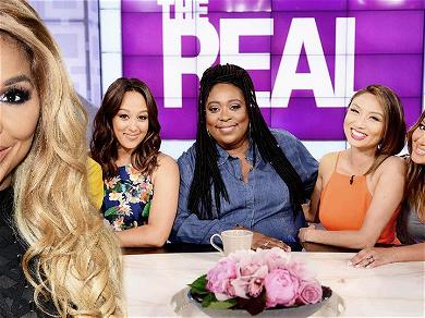 Tamar Braxton Apologizes to Former 'The Real' Co-Hosts Years After Nasty Show Exit