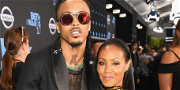 August Alsina Causes Twitter Meltdown After Revealing Will Smith-Approved Jada Pinkett Affair