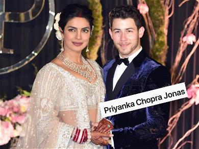 Priyanka Chopra Officially Becomes a Jonas … On the Gram!