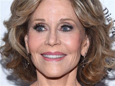 Jane Fonda, 83, Looks Amazing In Yoga Pants Workout