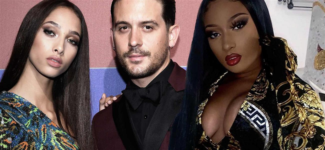 G-Eazy's Model Ex Throws Shade After Steamy Makeout With Megan Thee Stallion