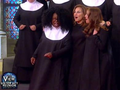 Hallelujah! Sisters Mary Clarence, Mary Patrick and Mary Robert Bring Down the House
