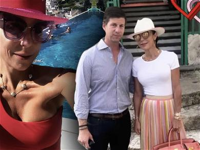 'RHONY' Star Bethenny Frankel Living Her Best Life on Italian Vacation With Boyfriend
