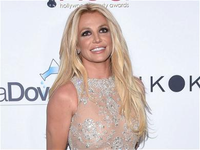 Britney Spears Tags Justin TimberlakeTo A Video Showing Her Frolicking To His Song