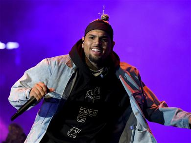 Did Chris Brown Reveal His Newborn Son's Name On Instagram?