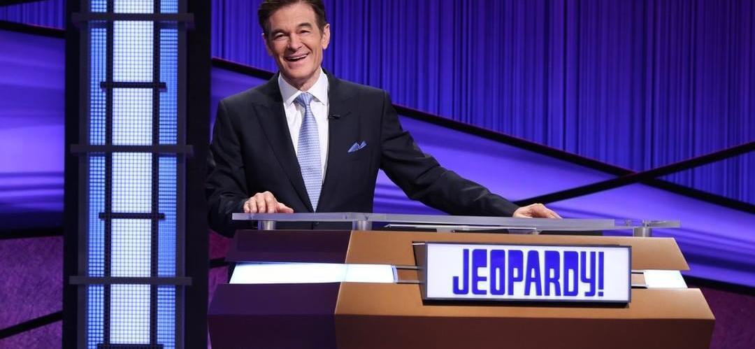 Fans Petition, Boycott 'Jeopardy!' Over Dr. Oz Hosting Stint