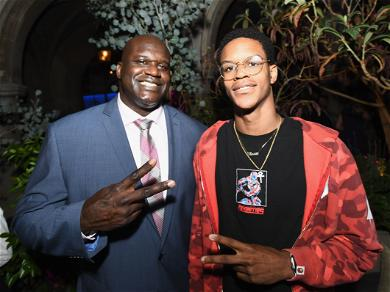 Shaq's Son Shareef O'Neal Shares What Could Be Kobe's Last Text