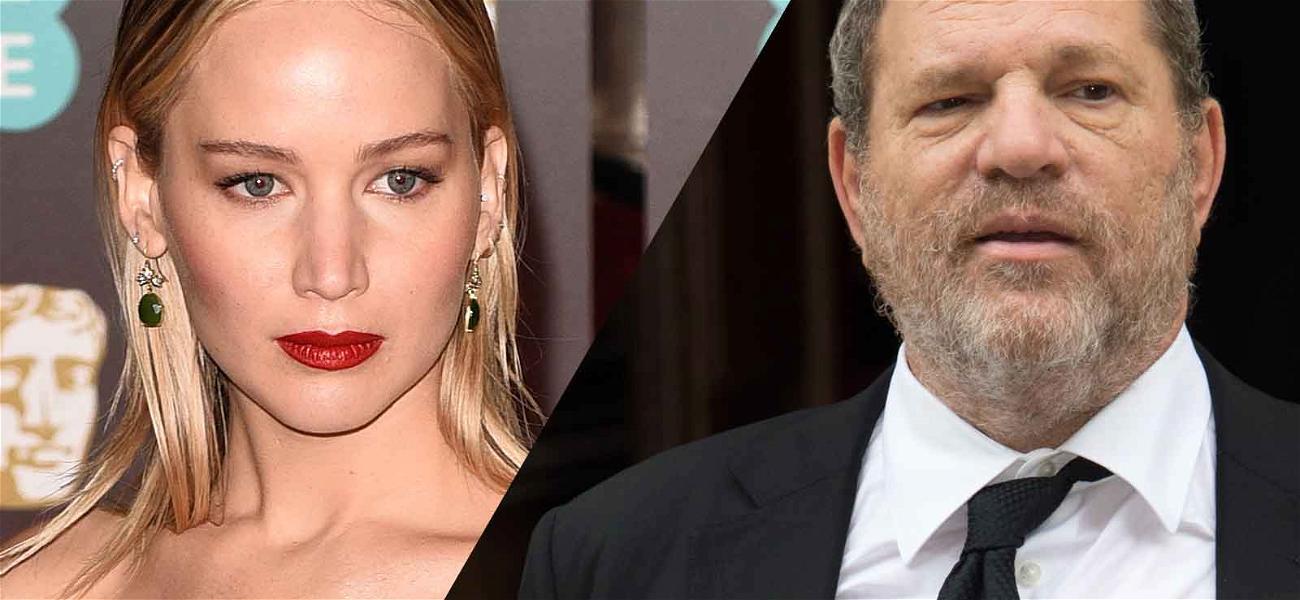Jennifer Lawrence Joins Meryl Streep in Slamming Harvey Weinstein