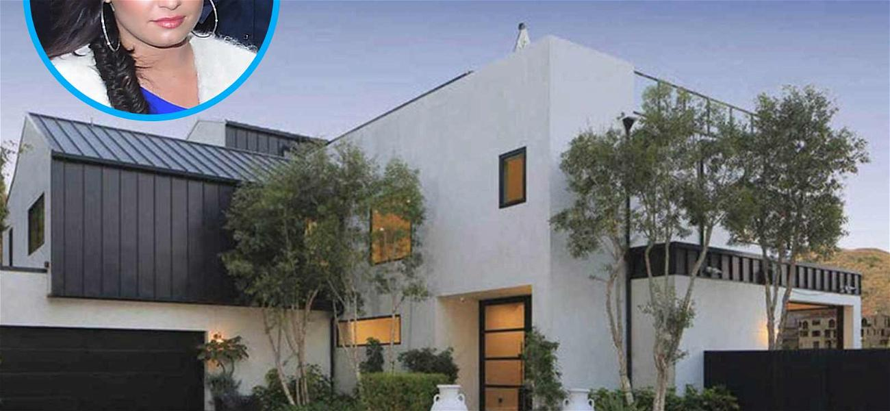 Demi Lovato Lists Home for Rent After It Sits On the Market, She Won't Return After Overdose